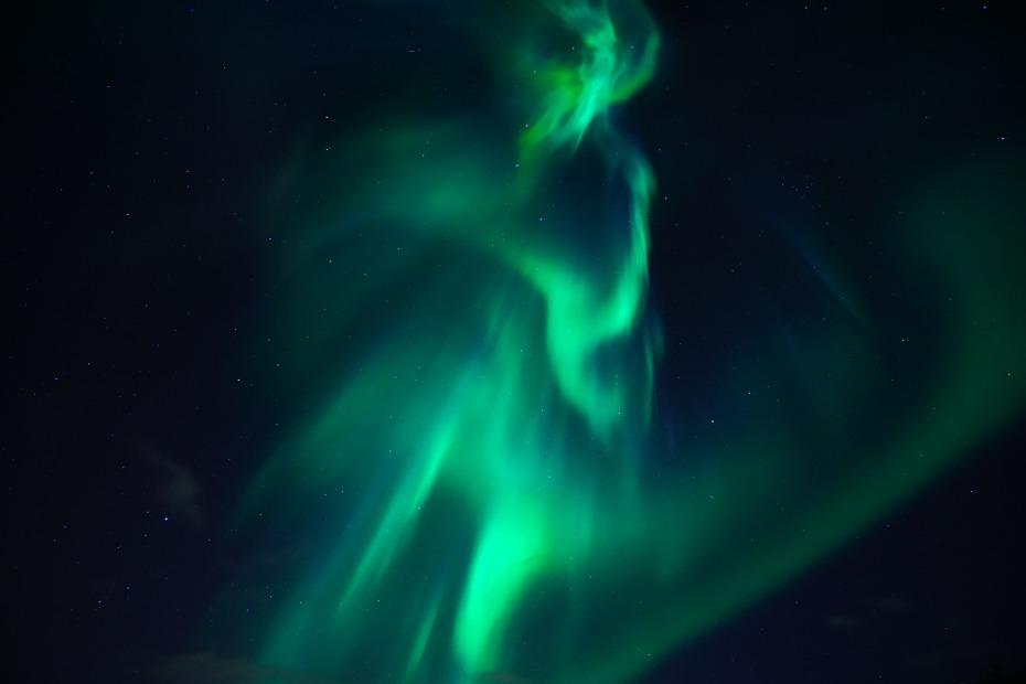 law of attraction, aurora lights